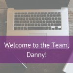 Welcome to the Team, Danny! (1)